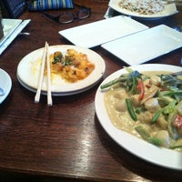 Photo taken at Zheng Asian Bistro by Jess B. on 3/18/2012