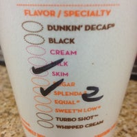 Photo taken at Dunkin Donuts by Gregory J. on 3/28/2012