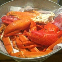 Photo taken at Joe's Crab Shack by Nikki B. on 3/23/2012
