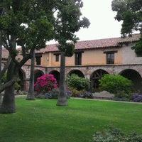Photo taken at Mission San Juan Capistrano by Kelli H. on 6/9/2012