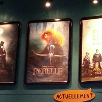 Photo taken at Pathé by Dominique A. on 8/18/2012