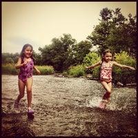 Photo taken at Flat Rock by Daniel L. on 7/4/2012