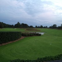 Photo taken at Clubhouse Limburgse Golf & Country Club by Patrizio D. on 7/13/2012
