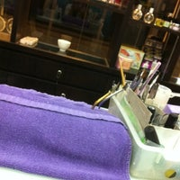 Photo taken at The Nail status by Michelle S. on 4/12/2012