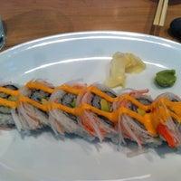 Photo taken at Sushi Zushi by Becky U. on 6/13/2012