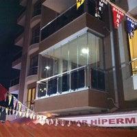 Photo taken at Cam Atolyesi by Sefer U. on 2/27/2012