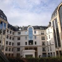 Photo taken at Centre d'affaires Paris Trocadéro by Thomas C. on 7/5/2012