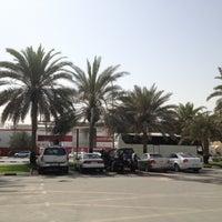 Photo taken at Al Ahli Club by Abdulkareem S. on 4/28/2012