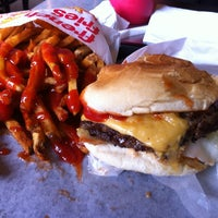 Photo taken at Petey's Burger by Brian S. on 6/11/2012