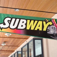 Photo taken at Subway by Stephen T. on 3/21/2012