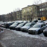 Photo taken at МТУСИ by Pavel Z. on 2/13/2012