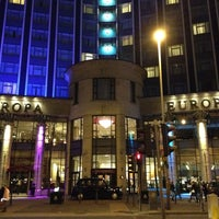 Photo taken at Europa Hotel by Barbara H. on 4/1/2012