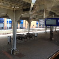 Photo taken at Station Sittard by Madebeikin R. on 5/20/2012