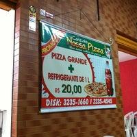 Photo taken at Cantinho Nossa Pizza by Igor F. on 8/31/2012