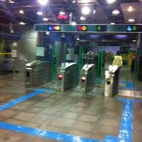 Foto tirada no(a) Estação Chácara Klabin (Metrô) por Marcos F. em 4/24/2012