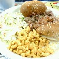 Photo taken at First Choice BBQ by Tasha M. on 6/7/2012