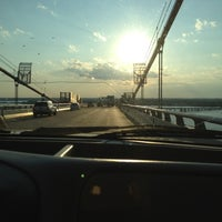 Photo taken at Chesapeake Bay Bridge by William G. on 6/3/2012