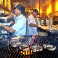 Photo taken at Hamburgers by Leo P. on 9/13/2012