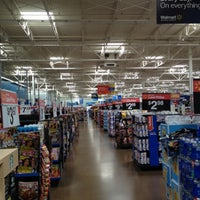 Photo taken at Walmart Supercenter by Michelle G. on 8/7/2012