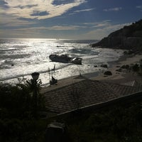 Photo taken at Clifton 2nd Beach by Ansia J. on 5/13/2012