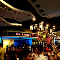 Photo taken at SM Cinema North Edsa (The Block) by Jaypee C. on 4/25/2012