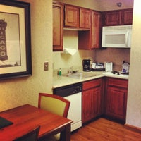 Photo taken at Homewood Suites by Hilton Chicago-Downtown by Matt D. on 5/23/2012