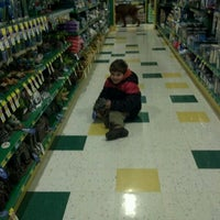 Photo taken at Pet Supplies Plus by Dean D. on 3/4/2012
