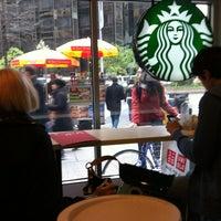 Photo taken at Starbucks by Nadezhda M. on 4/1/2012