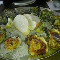 ... Photo Taken At Half Shell Oyster House By Andrea O. On 3/15/ ...