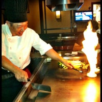 Photo taken at Shogun Japanese and Chinese Bistro by Gail M. on 9/5/2012