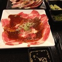Photo taken at AKA USHI - Japanese Grill & Sushi by Beby T. on 8/30/2012