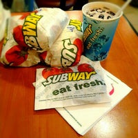 Photo taken at SUBWAY by coyzcantonavii on 7/31/2012