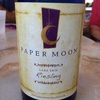 Photo taken at Paper Moon Vineyards by Bob on 6/9/2012