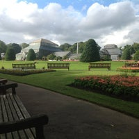 Photo taken at Glasgow Botanic Gardens by Graeme M. on 8/20/2012