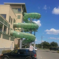 Photo taken at Water Park Of America by Mark W. on 8/19/2012
