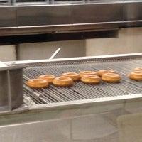 Photo taken at Krispy Kreme Doughnuts by Randall L. on 4/8/2012