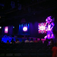 Photo taken at Pacific Coliseum by Greg H. on 9/3/2012