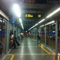 Photo taken at MIO Estacion Manzana del Saber by Reinel B. on 9/8/2012