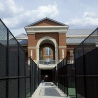 Photo taken at Halton-Wagner Tennis Complex by Eric J. on 3/15/2012