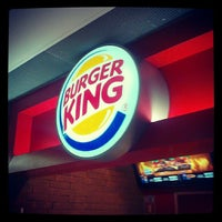 Photo taken at Burger King by Kaique A. on 7/6/2012