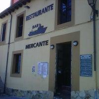 Photo taken at Mercante by Javi on 8/9/2012