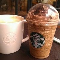 Photo taken at Starbucks by Cat G. on 6/22/2012