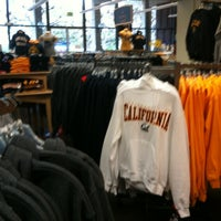 Photo taken at Cal Student Store by Abhinav G. on 3/27/2012