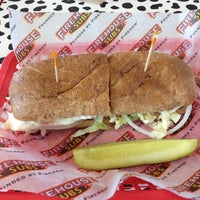 Photo taken at Firehouse Subs by Jean on 5/13/2012