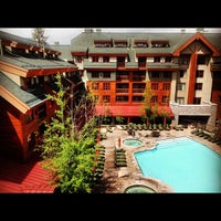 Photo taken at Grand Residences by Marriott, Lake Tahoe by Dann G. on 5/25/2012