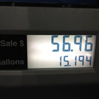 Photo taken at Sam's Club Gas by Aaron D. on 3/17/2012