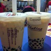 Photo taken at Chatime by 🎯TuckkaTan on 3/10/2012