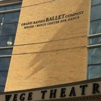 Photo taken at Grand Rapids Ballet by Danielle J. on 6/21/2012