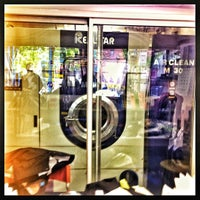 Photo taken at Aladdin Cleaners by Steve K. on 4/28/2012