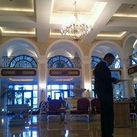 Photo taken at Sheraton Addis by Brennan K. on 8/1/2012